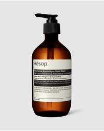 Aesop - Reverence Aromatique Hand Wash 500ml