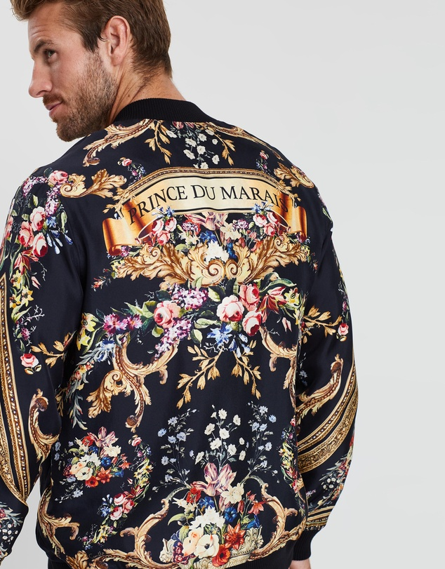 Camilla - Bomber Jacket - Men's