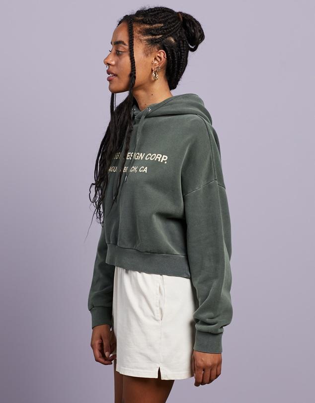 Women Design Corp Hoodie