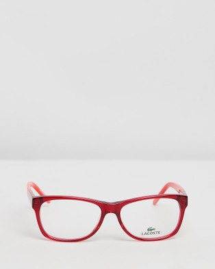 Lacoste L2691 - Optical (Red Transparent)