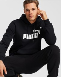 Puma - Essential Big Logo Fleece Hoodie