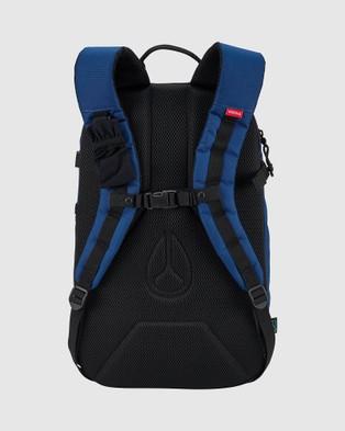 Nixon Gamma Backpack - Backpacks (Navy & Black)