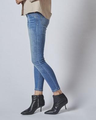 DRICOPER DENIM - Lauren Insider Jeans - Slim (Mountain Blue) Lauren Insider Jeans