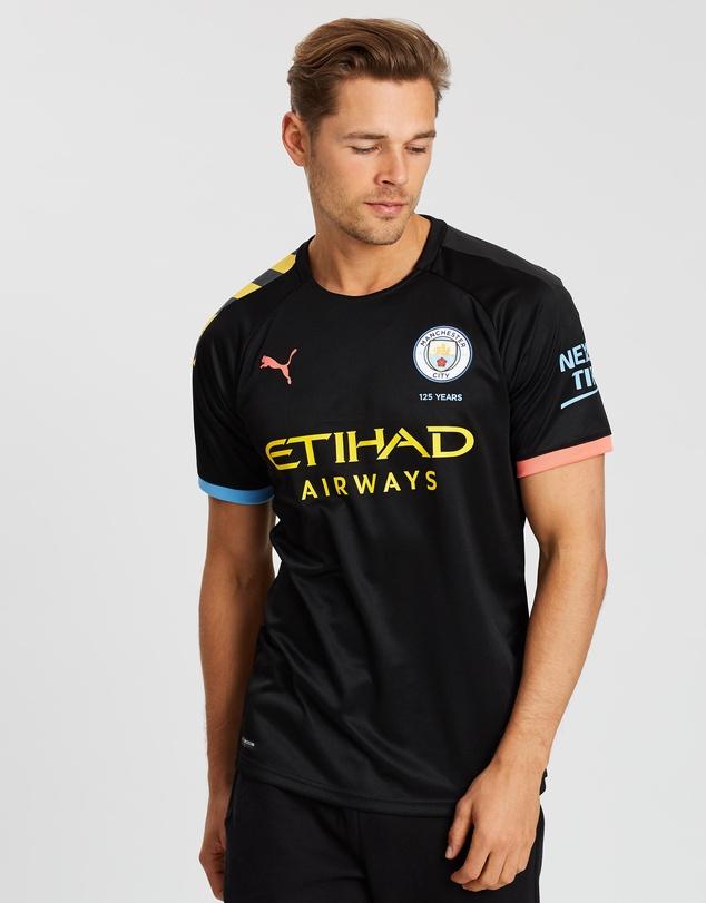 pretty nice aee92 e8736 Manchester City FC Away Replica Jersey