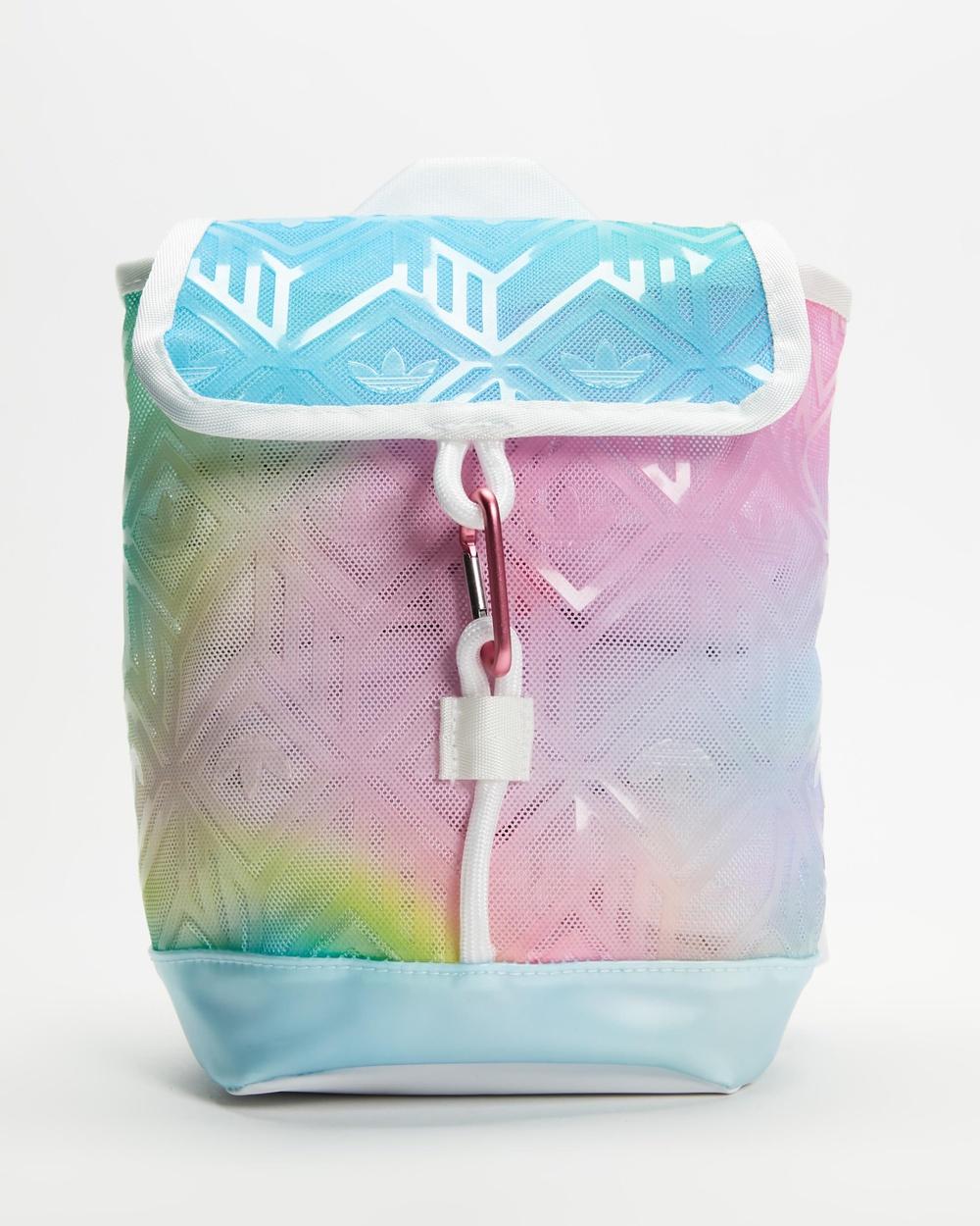 adidas Originals Mini Backpack Backpacks Multicoloured