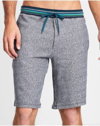 Paul Smith - Stripe Rib Shorts
