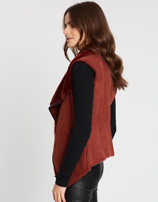 Women Nolita Drape Vest
