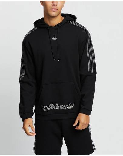 adidas Originals - SPRT 3-Stripes Hoodie
