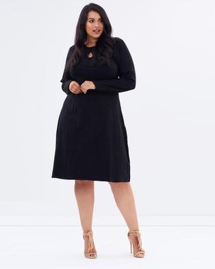 Hope & Harvest – Lulu Dress – Dresses (Black)