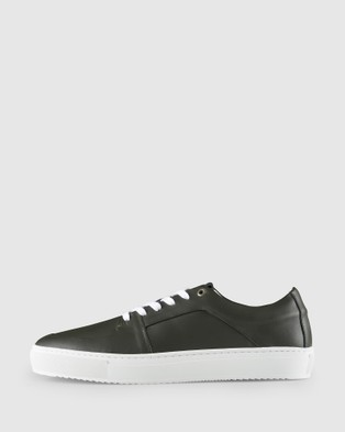 Aquila Barros Sneakers - Lifestyle Sneakers (Olive)