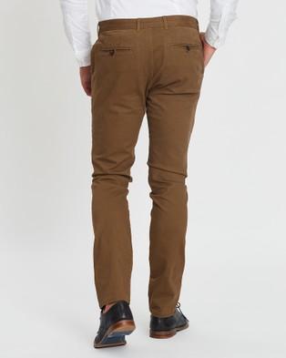 3 Wise Men Charlie Chinos - Pants (Khaki)
