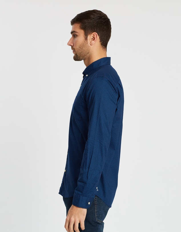 Gap - Slim LS Poplin Shirt