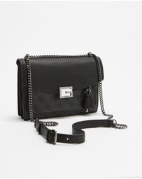 Guess - Valy Convertible Cross-Body Flap Bag