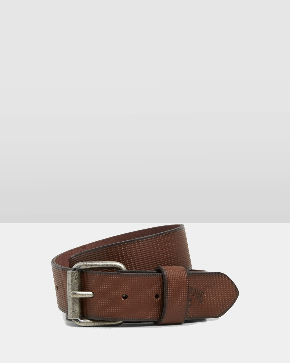 Billabong Daily Leather Belts BROWN