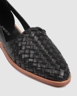 Jo Mercer Wisdom Casual Flats - Ballet Flats (Black)