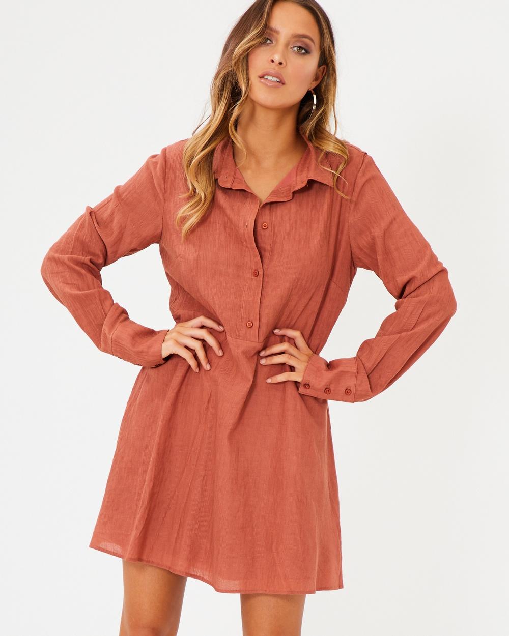 Calli Ashton Dress Dresses Blush Ashton Dress