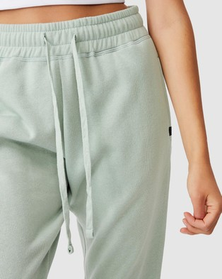 Cotton On Body Active Lifestyle Gym Track Pants - Sweatpants (Mint Chip)