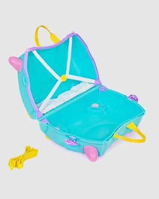 Trunki Trunki Suitcase - Travel and Luggage (Una Unicorn)