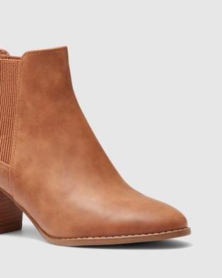 Novo Jokob - Boots (Brown)