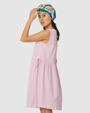 Gorman Beacon Dress - Dresses (Purple)