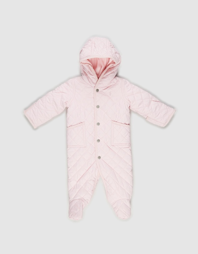 Polo Ralph Lauren - Solid Quilted Bunting - Babies