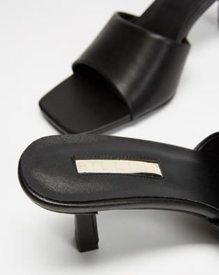 Billini Ester - Mid-low heels (Black)