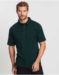 Kent and Curwen - Solid Tone Polo