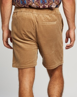 Everloom Ever Cord Pull On Shorts - Shorts (Sand)