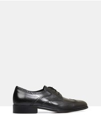 Brando - Braylon Leather Shoes