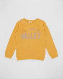 Cotton On Kids - Lachy Crew Jumper - Kids-Teens