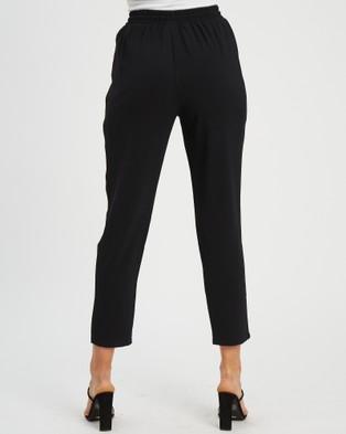 Reux Penn Jogger Pants - Pants (Black)