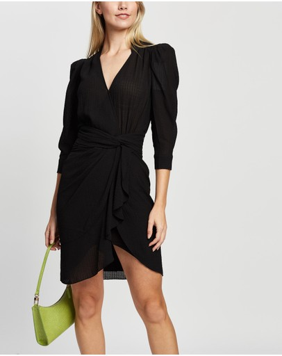 Ba&sh Isee Dress Noir