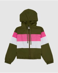 Gelati Jeans Kids - Poppy Colour Block Slicker