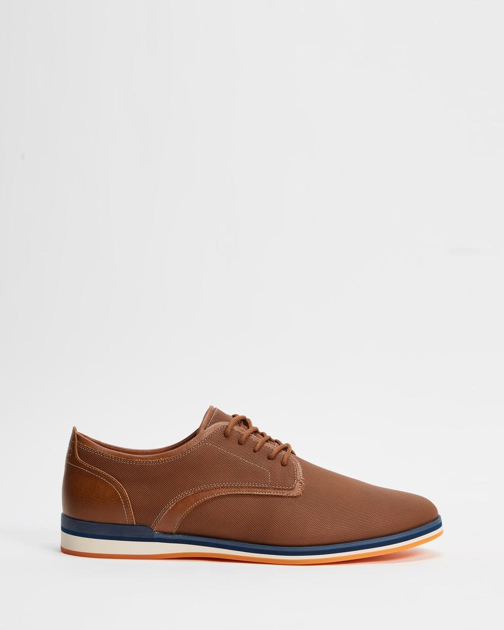 ALDO Eowoalian Casual Shoes Cognac