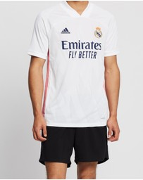 adidas Performance - Real Madrid 20/21 Home Jersey