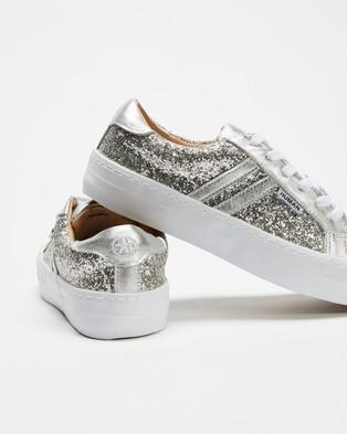 Human Premium Pratt - Sneakers (Silver)
