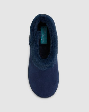 Easy Steps Paddy - Slippers & Accessories (Navy)