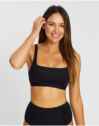 Sea Level Australia - Square Neck Bra Top
