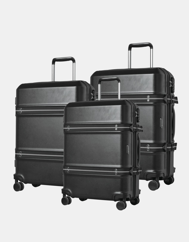 Cobb & Co - Sydney Polycarbonate Luggage 3 Piece Set