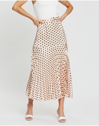 Atmos&Here - Aurora Pleated Skirt