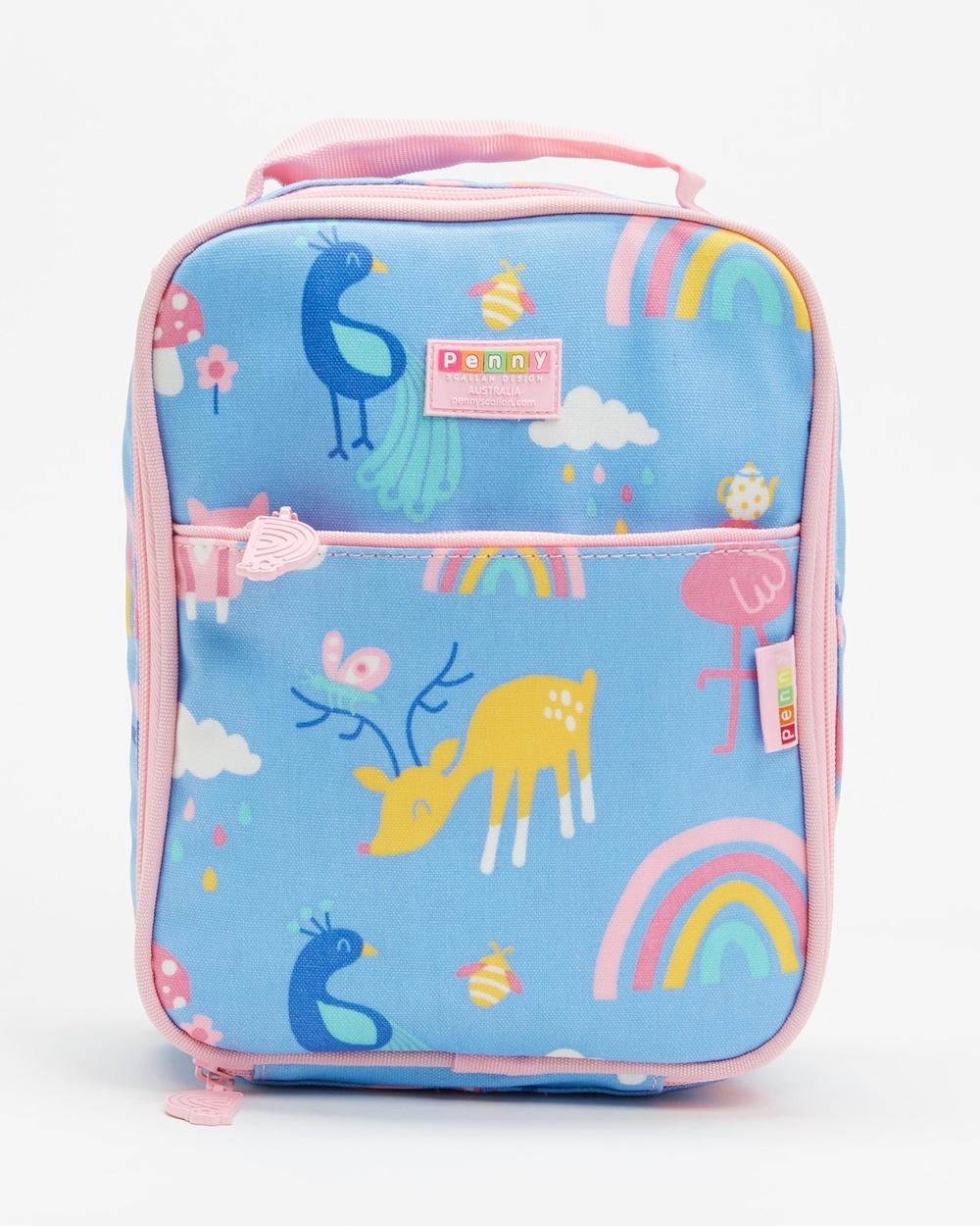 Penny Scallan Bento Cooler Bag Bags Rainbow