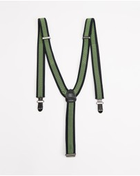 Scotch & Soda - Classic Suspenders