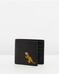 PS by Paul Smith - Bifold Dinosaur Wallet