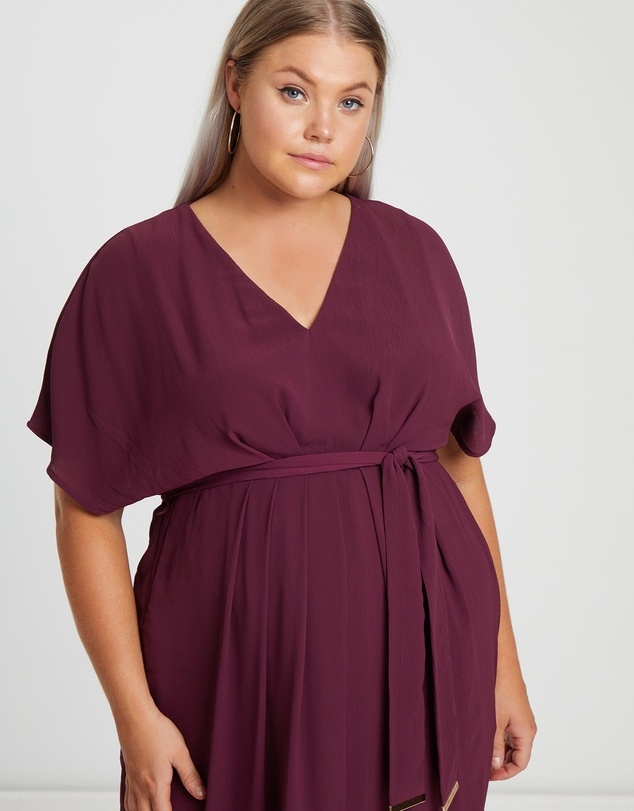 Tussah Curve - Dallas Dress