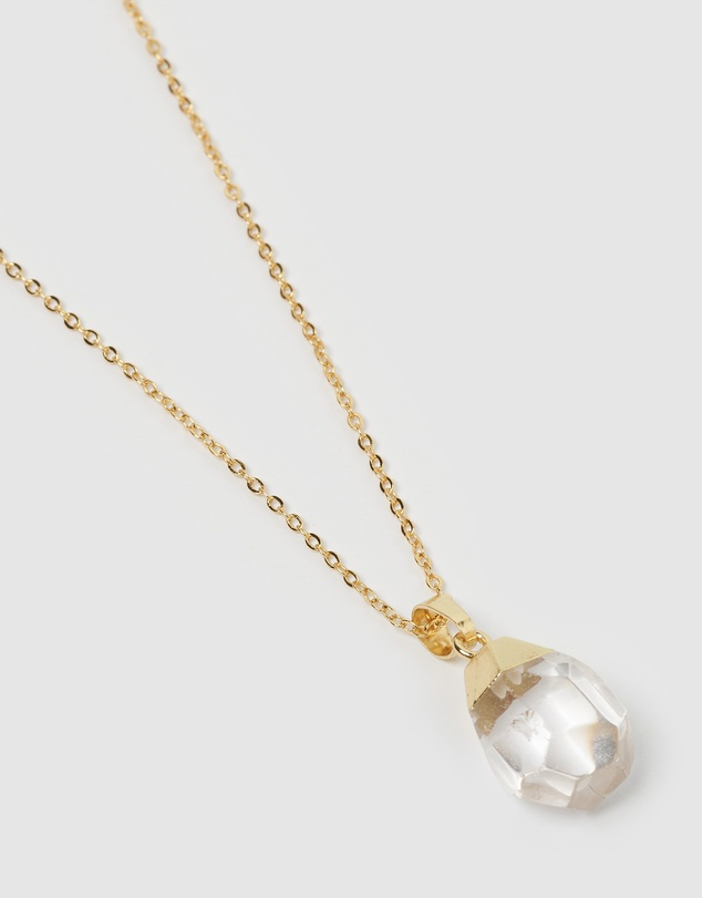 Women Hope Pendant Necklace