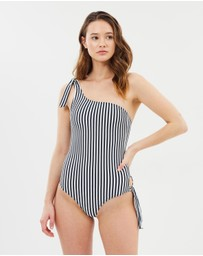 Peony - Knotted One-Piece