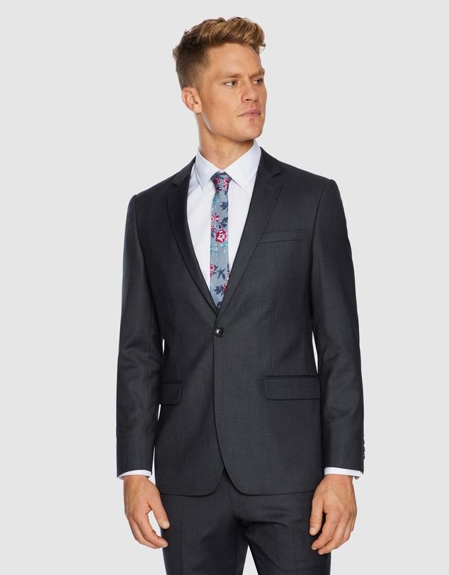 Men Luka Slim Stretch Suit Jacket