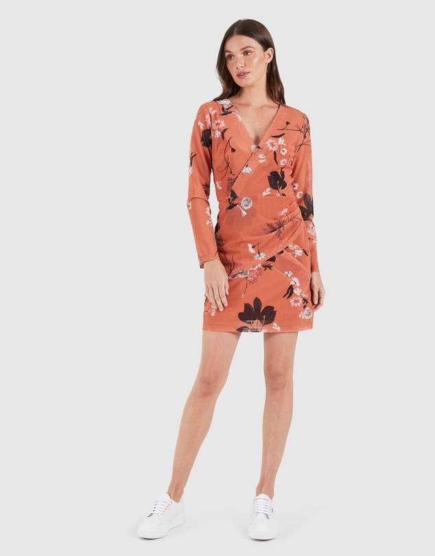 Cooper St - Tango LS Mini Dress