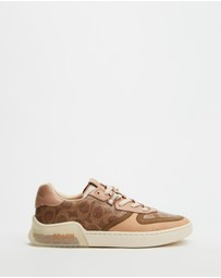 Coach - Citysole Signature Court Sneakers