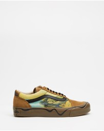 Vans - Old Skool Twist MoMA - Unisex